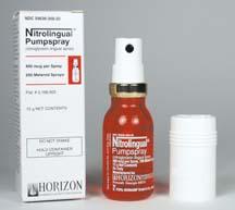 Nitroglycerin Viagra Interactions
